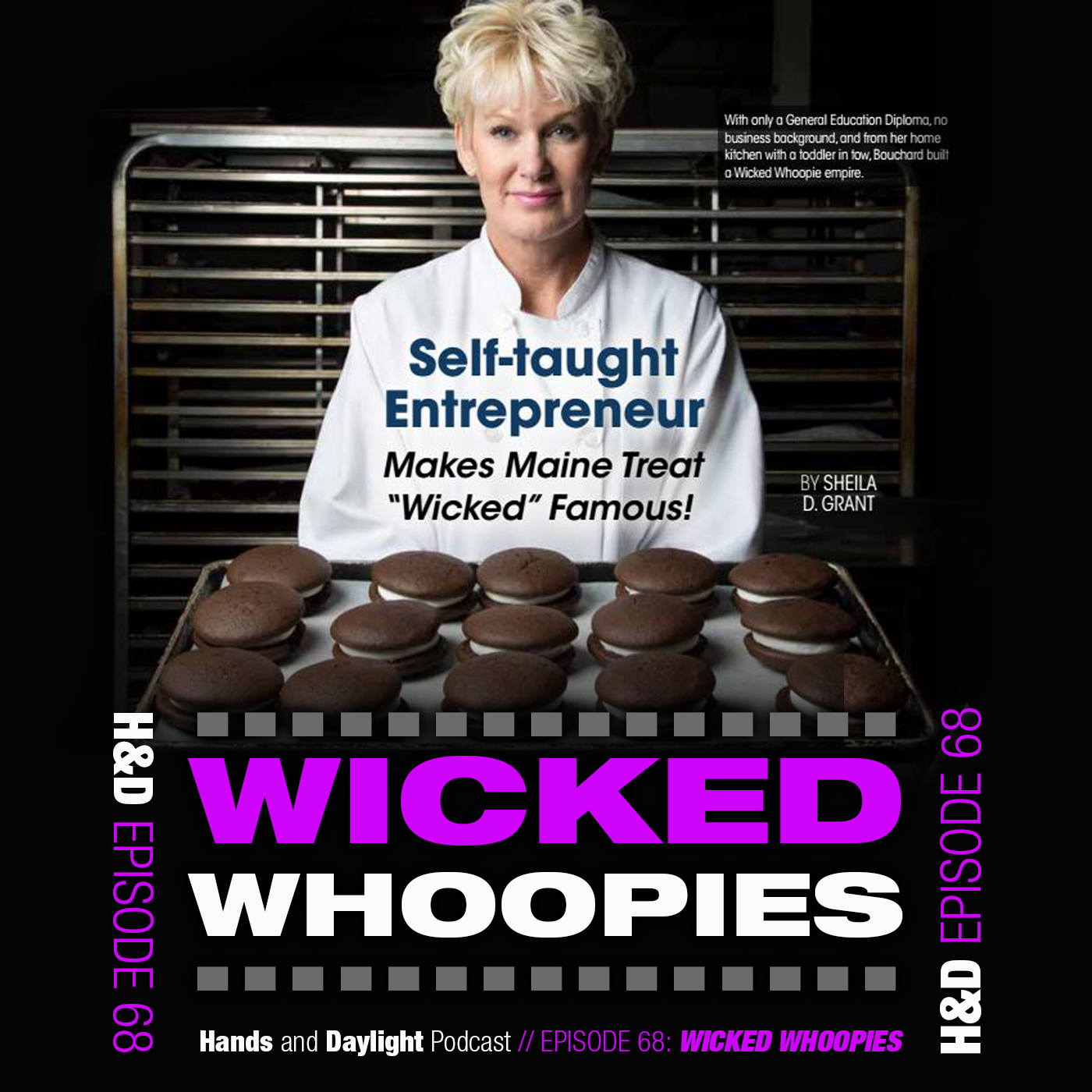 E68: MAKING WICKED WHOOPIE