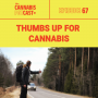 Artwork for Thumbs up for Cannabis