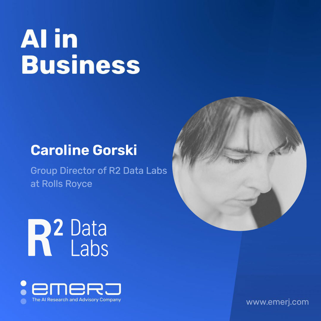 Enterprise Lessons in AI Safety and Ethics - with Caroline Gorski of Rolls Royce