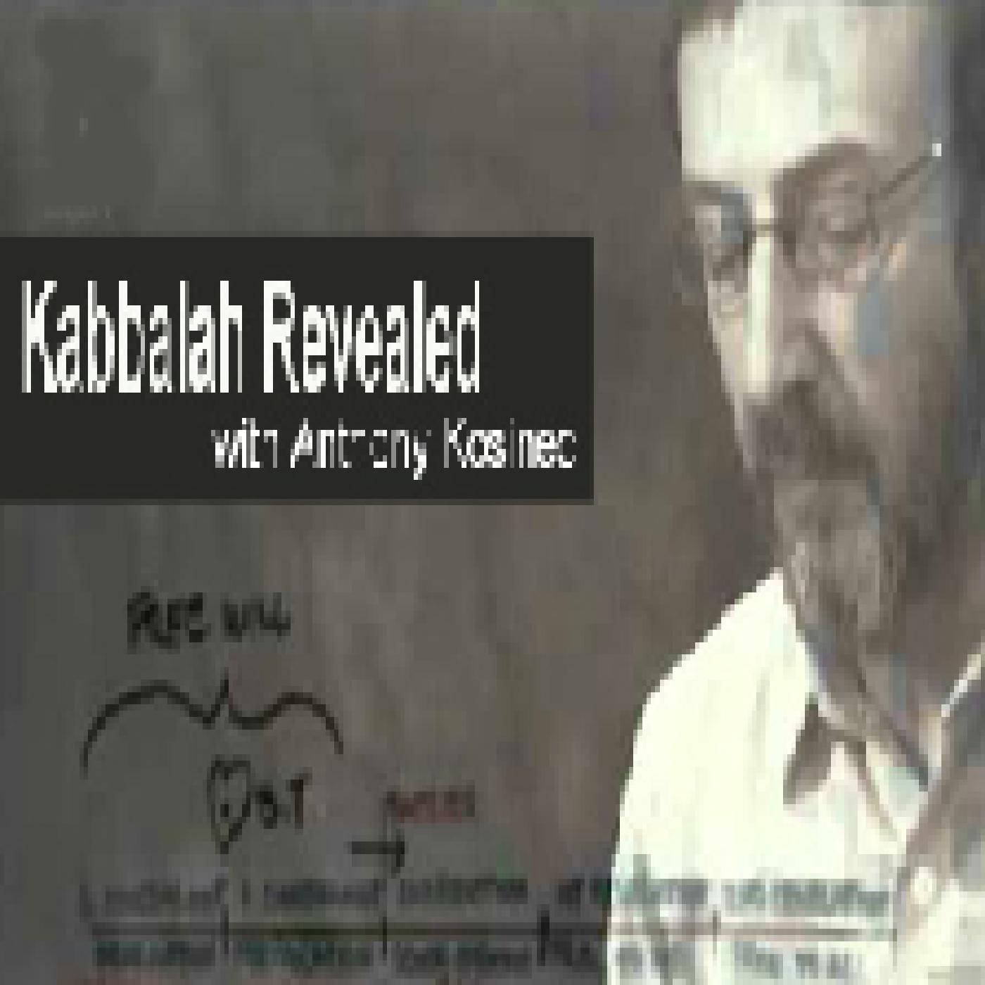 Kabbalah Revealed with Anthony Kosinec  show art