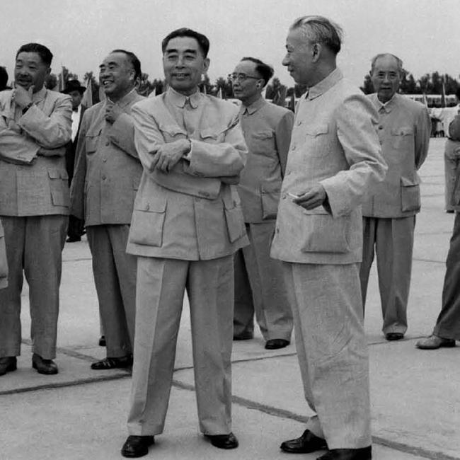 Ep. 167   Zhou Enlai (Part 7)