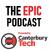The Epic Podcast Ep 5 - Stephen Scheeler (Digital CEO) & Brooke Roberts (Sharesies) show art