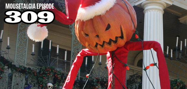Mousetalgia Episode 309: Halloween Time, As Dreamers Do - the movie