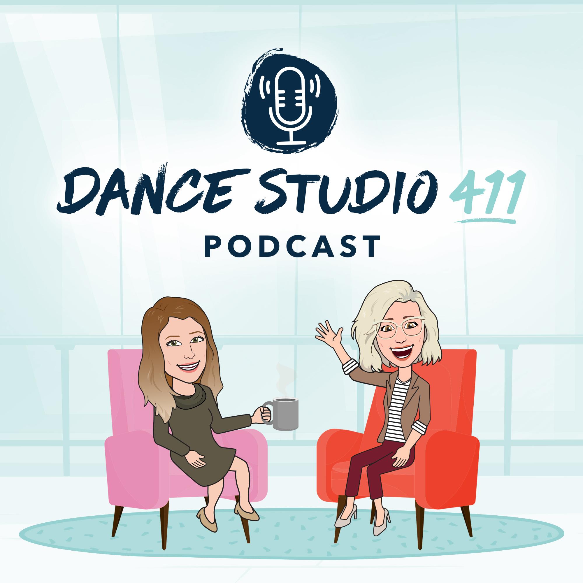 Dance Studio 411 show art