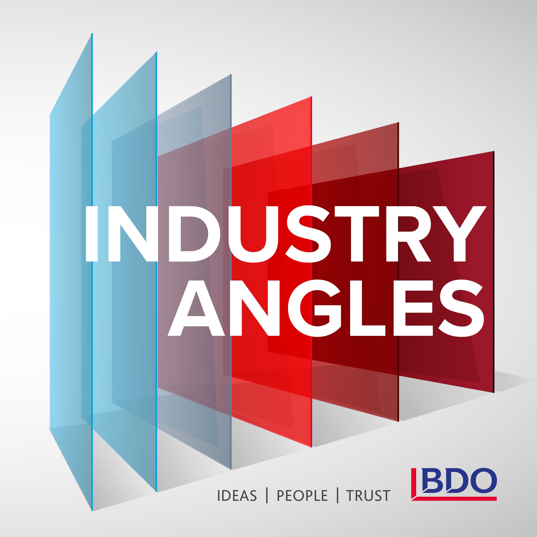 BDO Industry Angles show art
