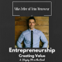 Artwork for Mike Zeller of Trim Menswear on Entrepreneurship, Creating Value, & Staying Fit on the Road