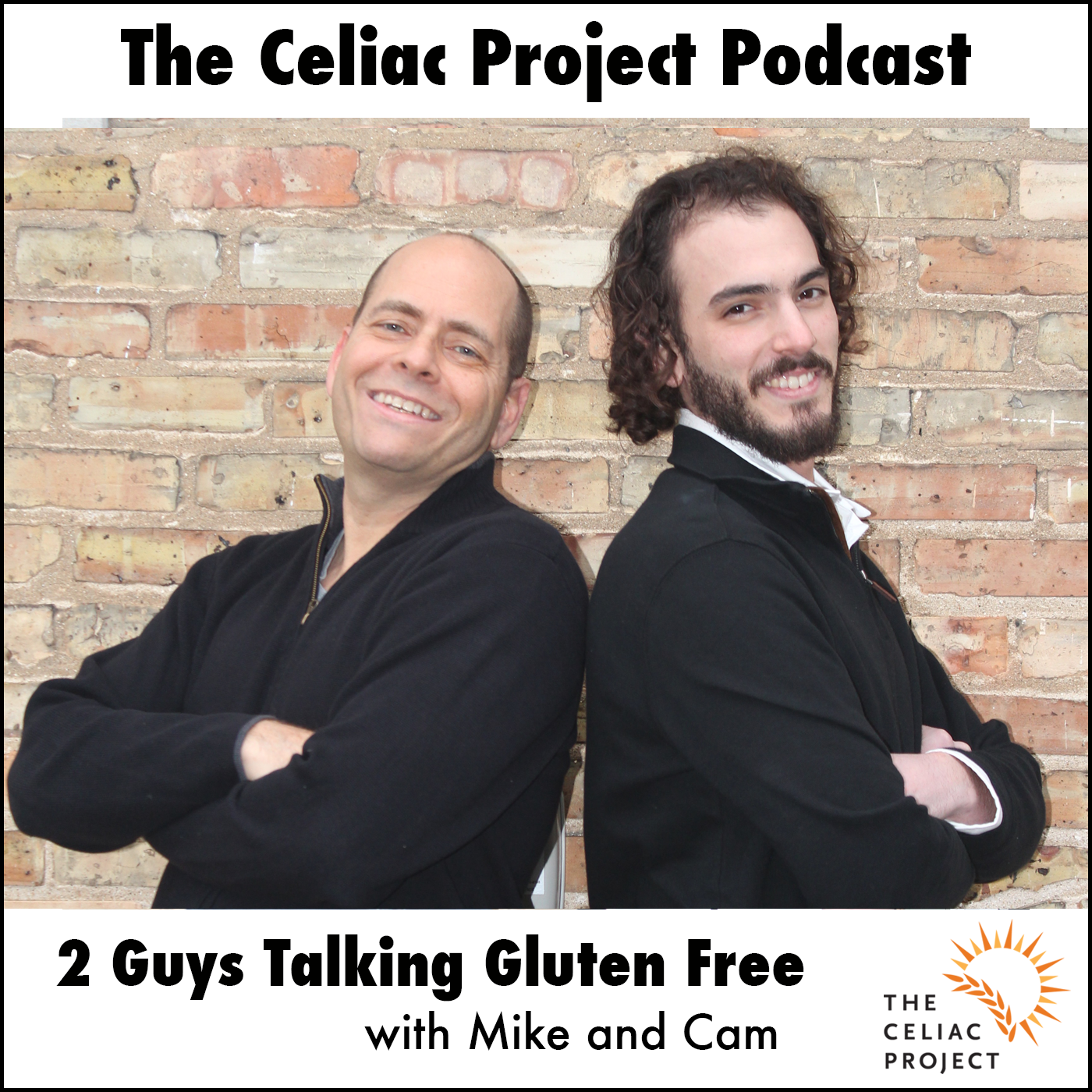 Artwork for The Celiac Project Podcast - Ep 128: 2 Guys Talking Gluten Free
