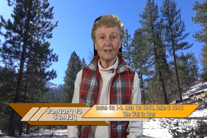 Artwork for iGod Today with Sr. Jeanne Harris, OP; Today's topic:   The wait is over!