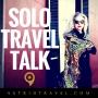 Artwork for STT 085: Post Trip Tips for the Solo Traveler