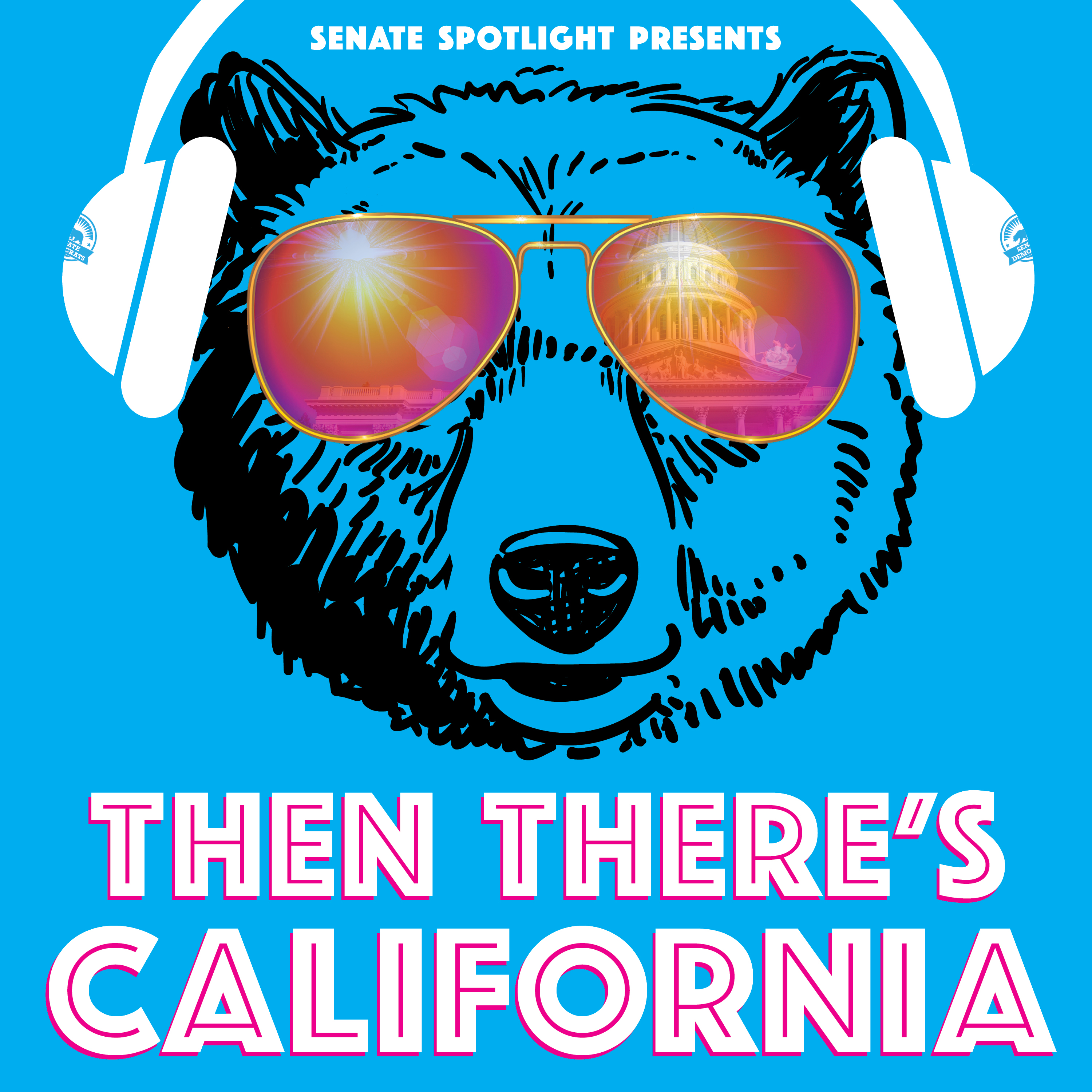 Then There's California show art