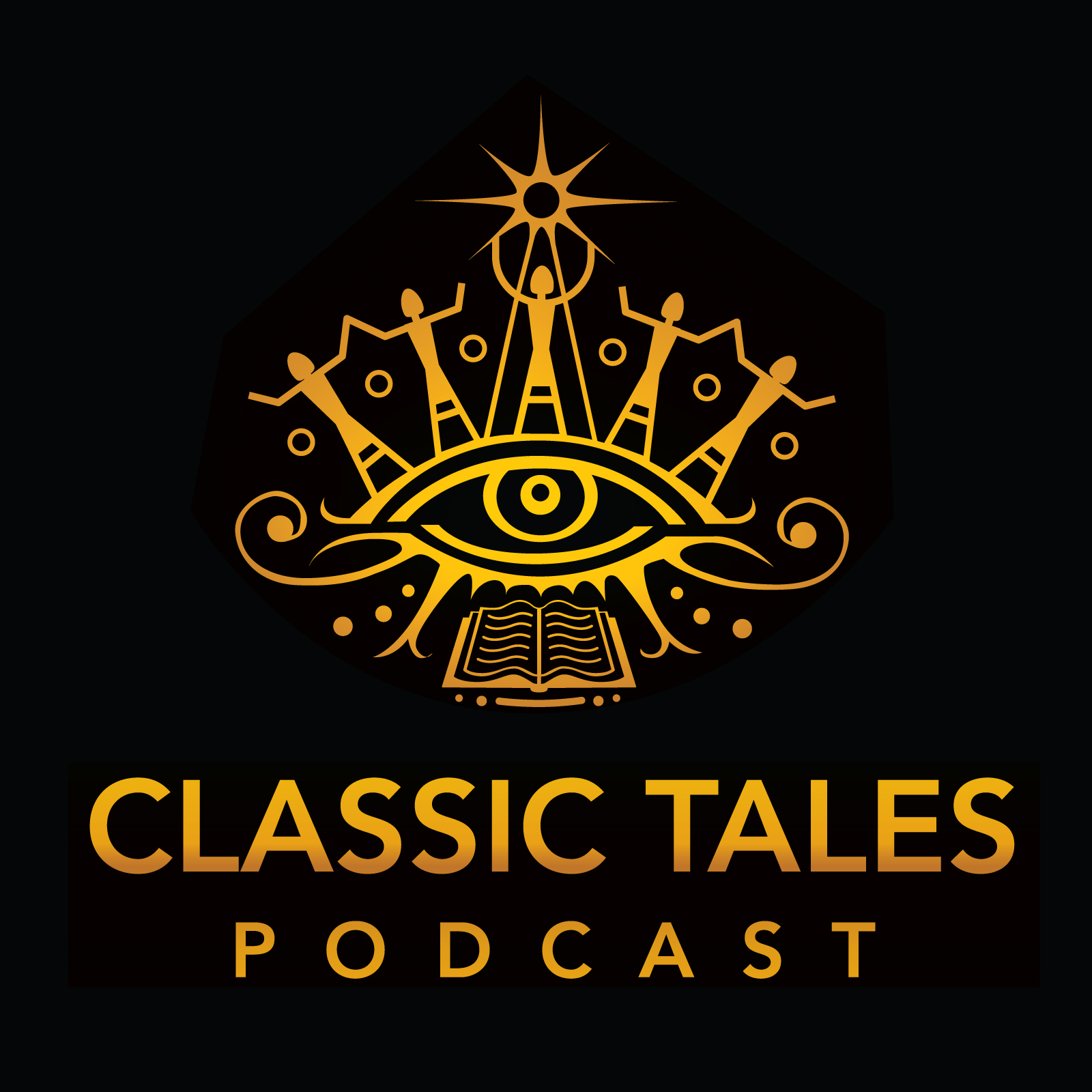The Classic Tales Podcast logo
