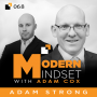 """Artwork for Modern Mindset 068 - Adam Strong on Maintaining a """"Sports Mentality"""" in Business"""