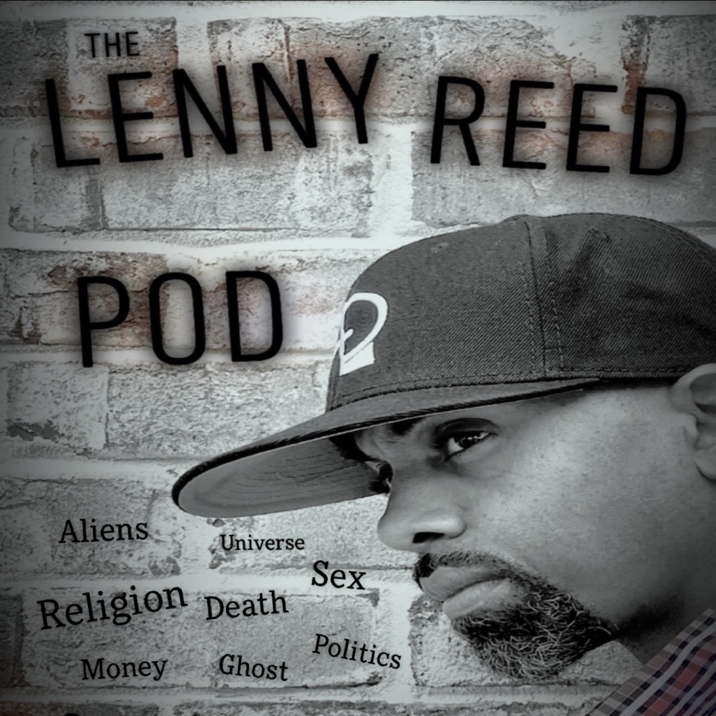 The Lenny Reed Pod show art