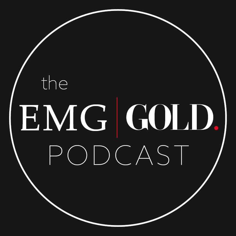 The EMG GOLD Podcast show art