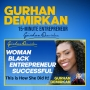 Artwork for Woman / Black / Entrepreneur / Author / Successful - Learn How She Did it!