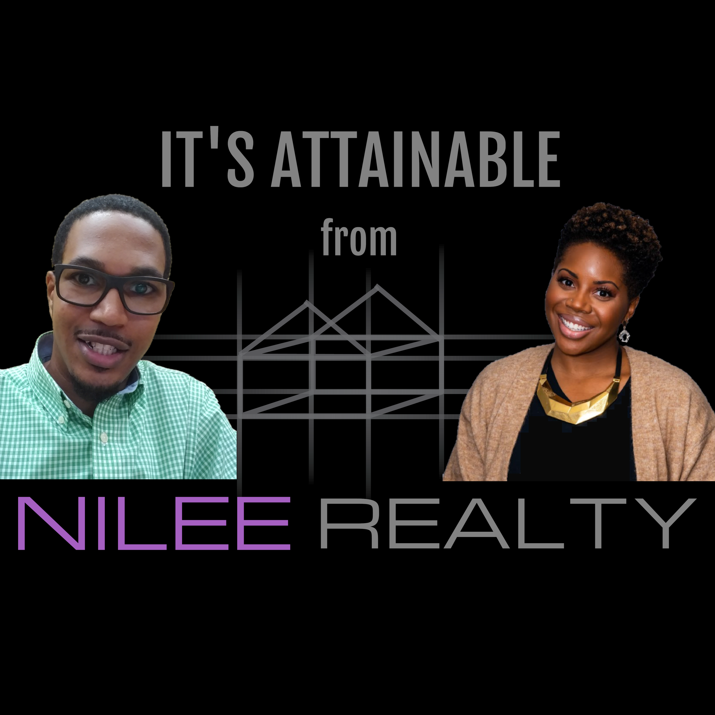 Artwork for EP27   From Unsuccess to Success-Education, Life, & Real Estate Investing-An in-depth conversation w/Nicole (Dunlap) Pendergrass