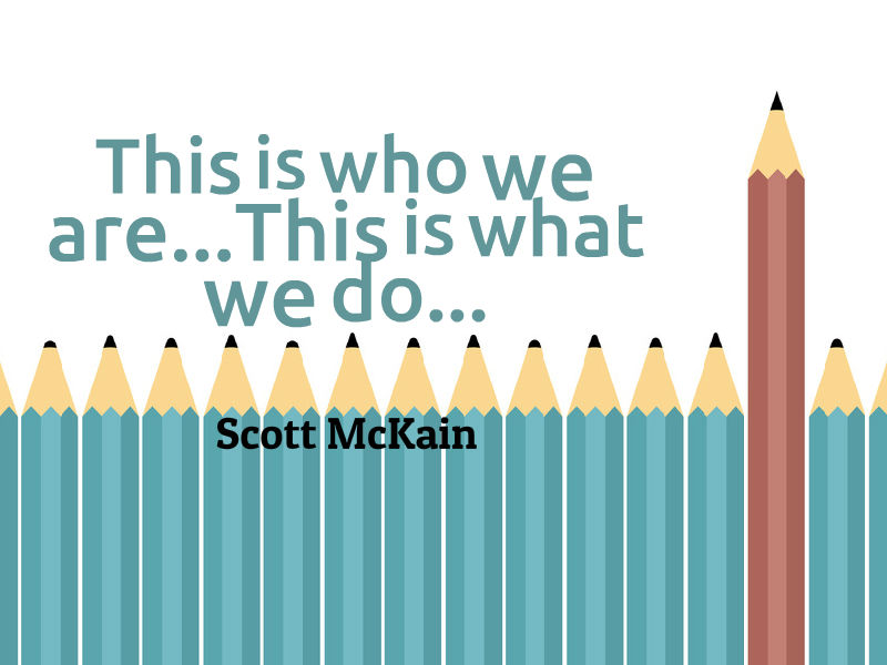"""Let's Get Clarity"" with Scott McKain"