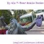 Artwork for Episode 41: Seven Year Ankle Socks