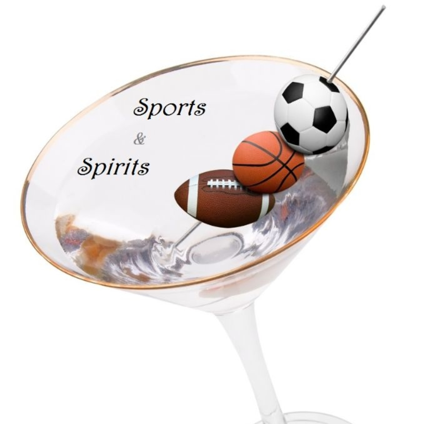 Sports and Spirits show art