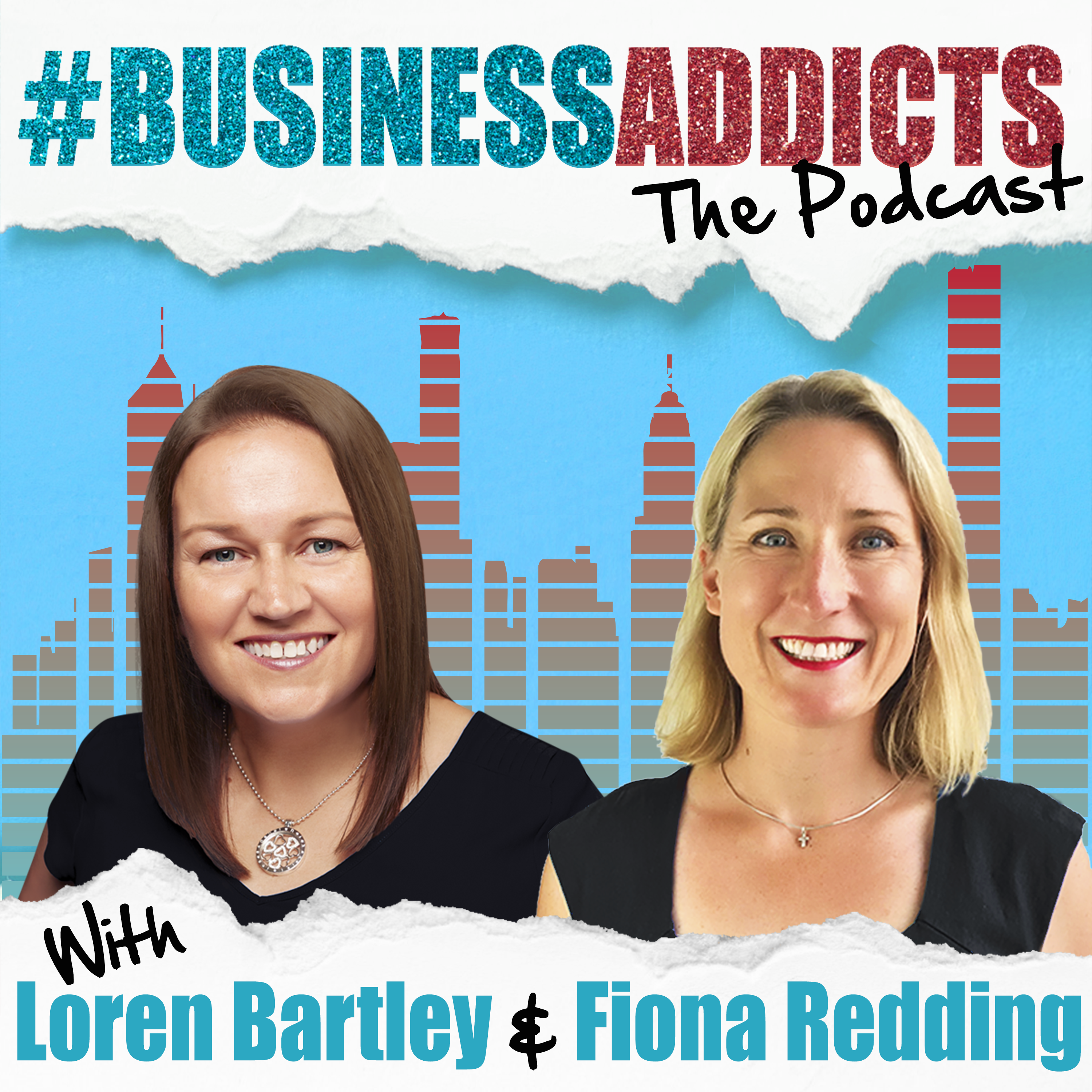 Business Addicts - The Podcast For People Who Are Addicted To Business show art