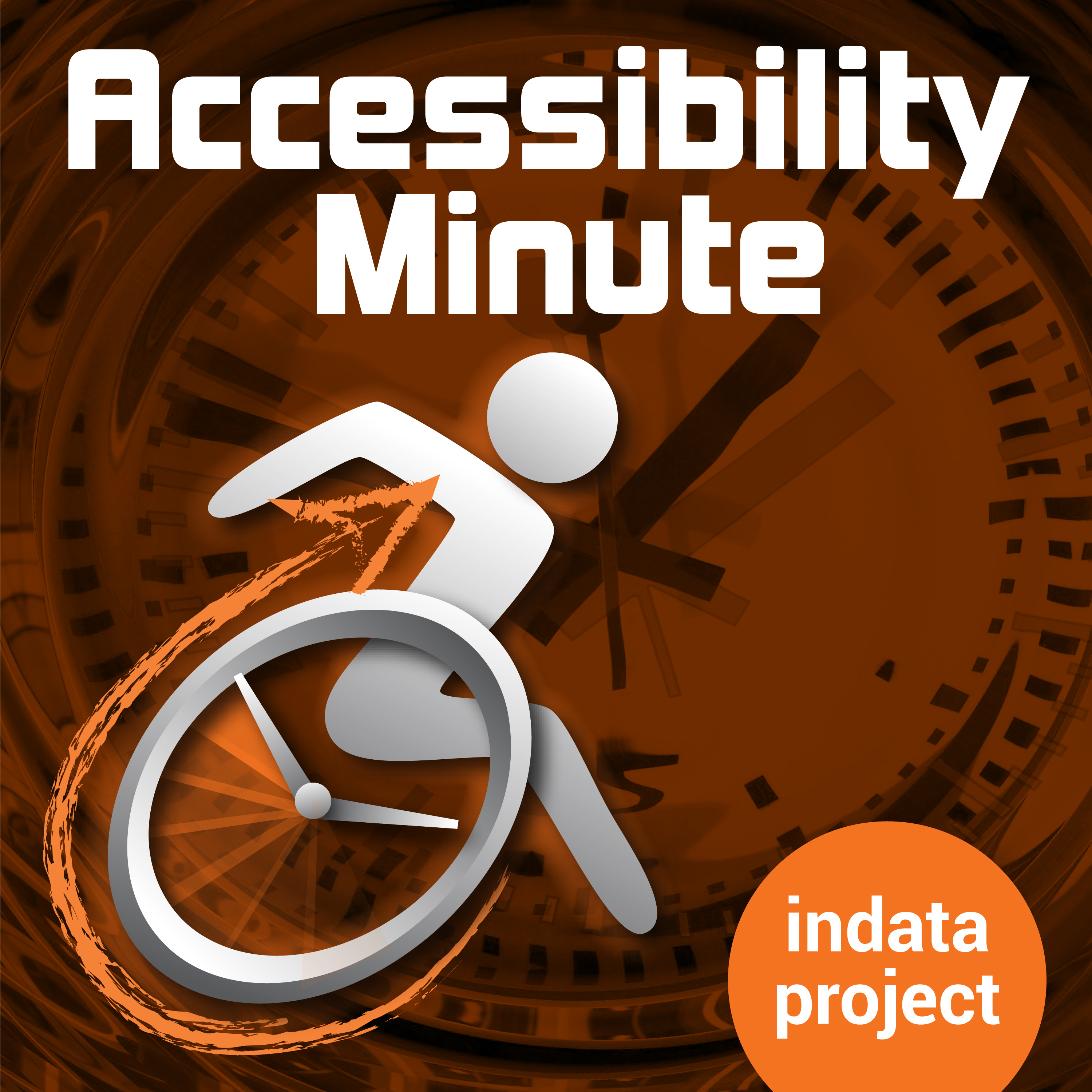Artwork for AM125 - Accessibility Minute Relaunch with Laura Medcalf