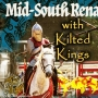 Artwork for Kilted Kings at Mid-South Renaissance Faire 2018 #248