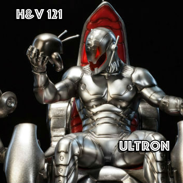121: Ultron with Chris Elvins