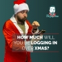 Artwork for How much will you be logging in over Christmas with Jay Ludgrove and Greg Armstrong