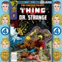 Artwork for Episode 304: Marvel Two-in-One #49 - The Curse of Crawlinswood