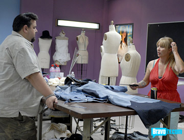 PiMC: Project Runway Review Season 4 - Episode 9