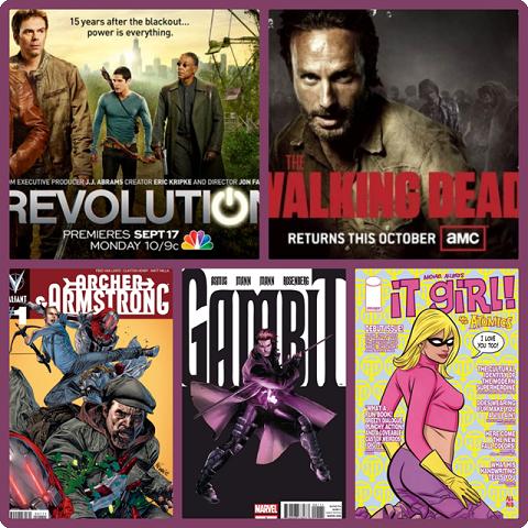 Episode 430 - Still Even More SDCC: Revolution/The Walking Dead Black Carpet!