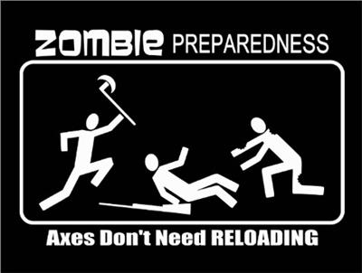 10.22.11: Zombie Apocalypse #2 - Ten Dudes Debate the Zombie Apocalypse, Plus 100 More Ways to Thin the Horde