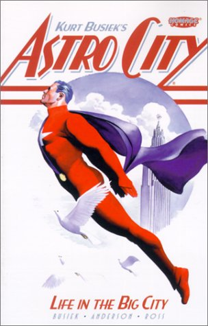 ep 147 Flashback-Kurt Busiek , The Mayor Of Astro City