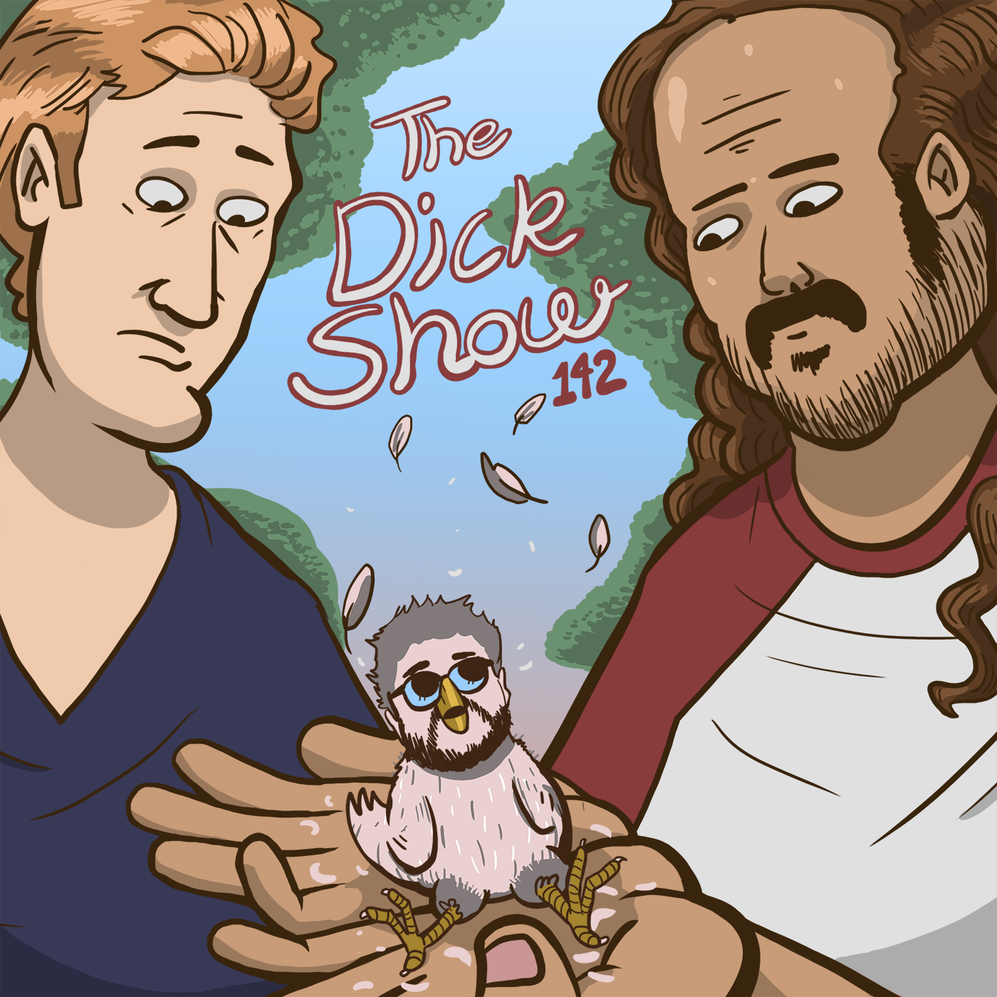Episode 142 - Dick on The Butt Conspiracy - The Dick Show