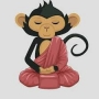 Artwork for Chuyu's Monkey