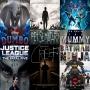 Artwork for Week 110: (Pet Semetary (2019), Dumbo (2019), Justice League VS The Fatal Five (2019), Creep (2014), The Mummy (2017), & Batman Ninja (2018))