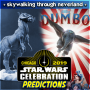 Artwork for 243: Dumbo, Tauntauns and Celebration Predictions