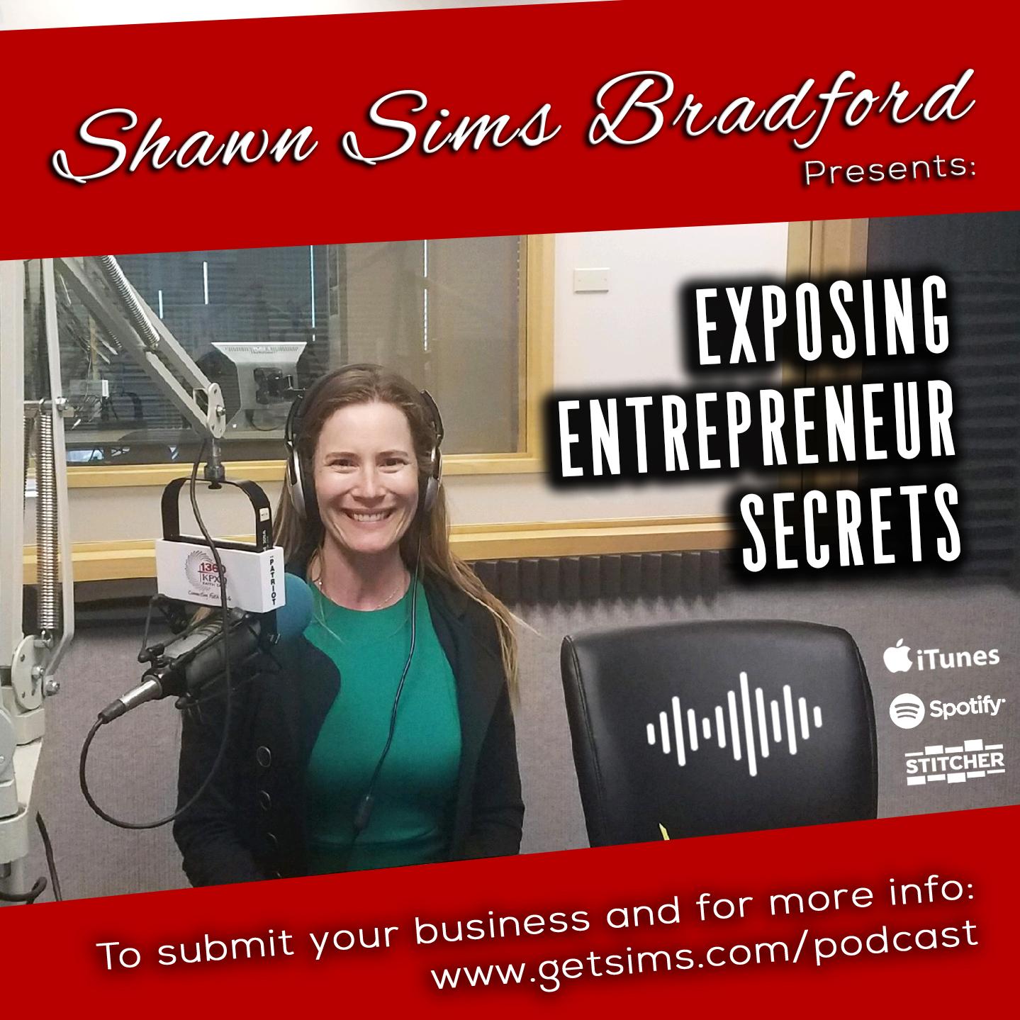 Exposing Entrepreneur Secrets show art