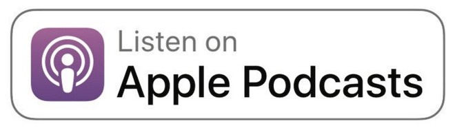 Apple Podcasts logo Satellite Sisters