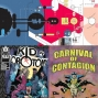Artwork for Episode 256: Reviews of Kid Lobotomy #1 and #2, Carnival of Contagion, and Monograph