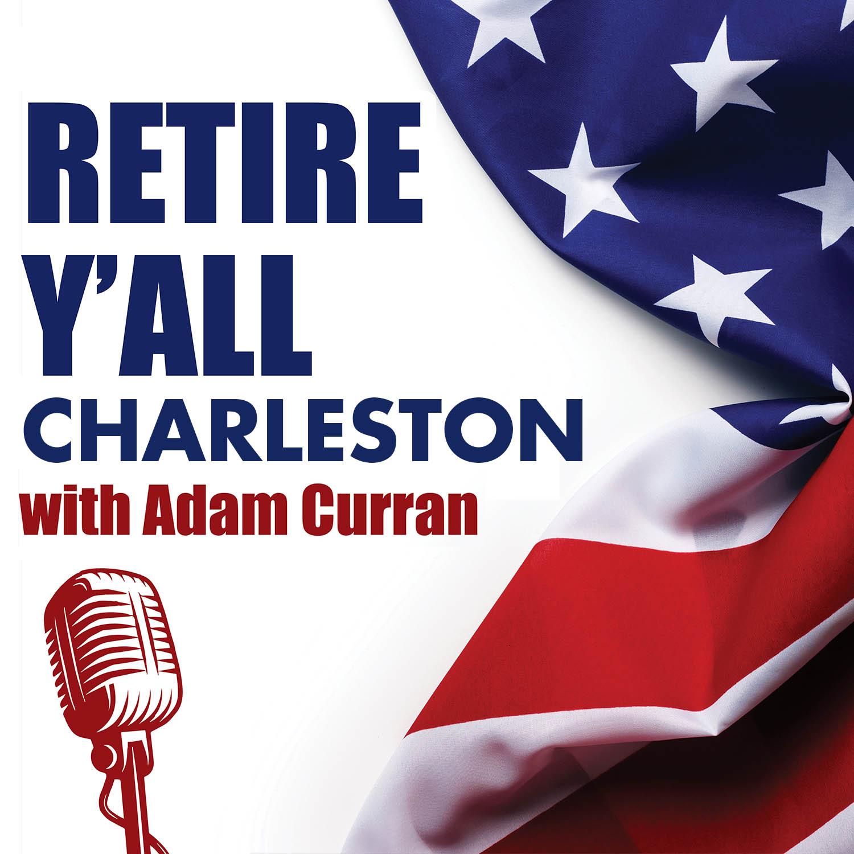 Retire Y'all Charleston show art