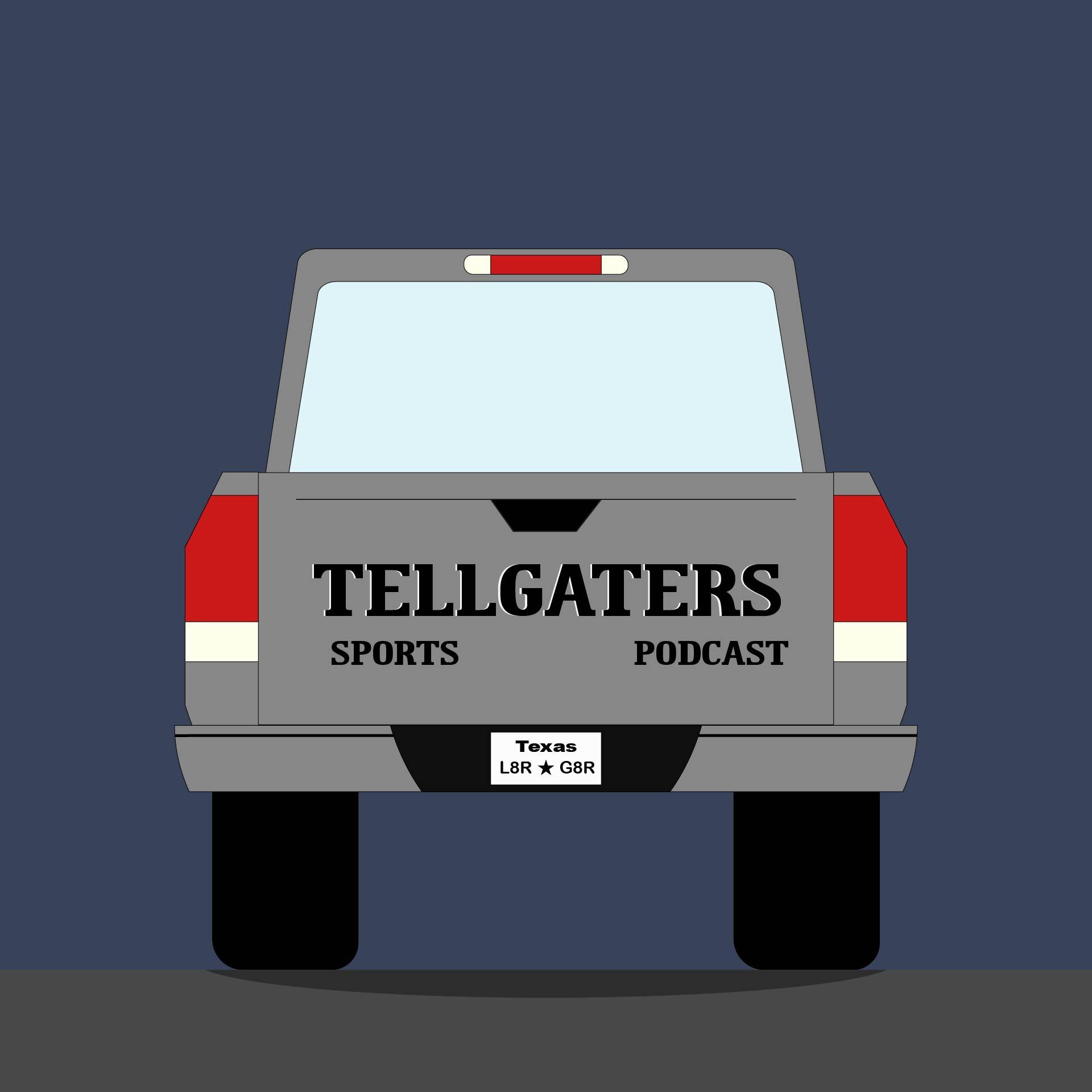Tellgater Sports Podcast show art