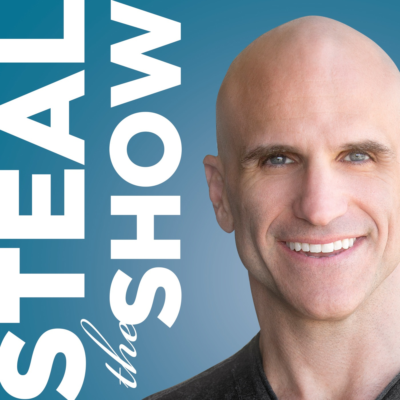 Steal the Show with Michael Port show art
