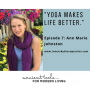 """Artwork for """"Yoga Makes Life Better"""": An Interview with the Founder of YogaMate"""