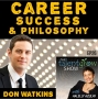 Artwork for 26: Career Success & Philosophy with Don Watkins on the TalentGrow Show