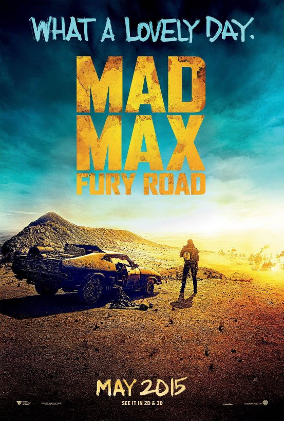Ep. 141 - Mad Max: Fury Road (On the Beach vs. The Rover)