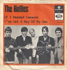 The Hollies- If I Needed Someone Time Warp Radio Song of the Day 7/25/16)