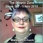 Artwork for The Skeptic Zone #367 - 1.Nov.2015