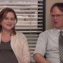 Artwork for 71: Pam and Dwight