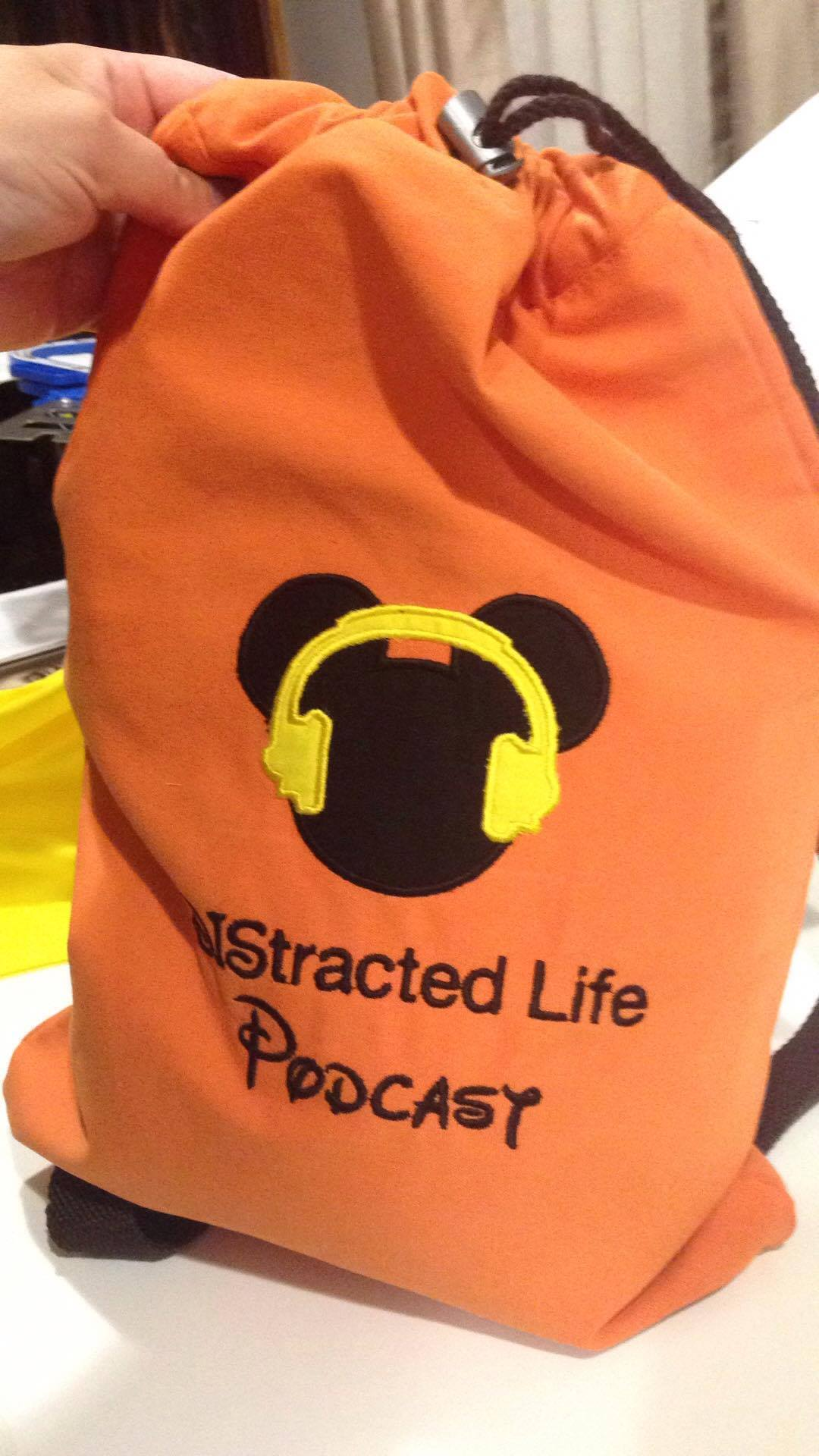 DIStracted Life Backpack